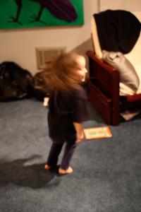 blurrydance